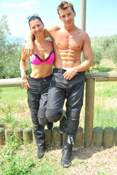 Pantaloni moto Avior Tex Befast