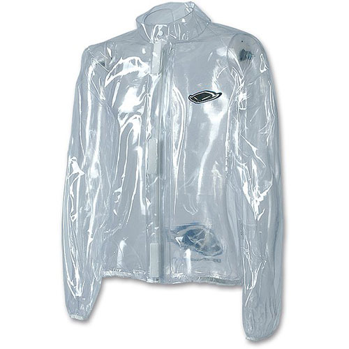 Giacca antipioggia trasparente Ufo Plast