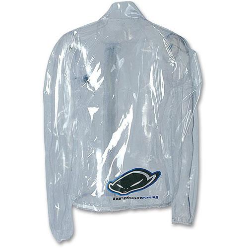 UFO PLAST Clear Rain Jacket