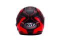 Casco Jet KYT Hellcat Superfluo rosso