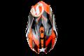 Casco moto cross bambino Just1 J32 Moto X arancio