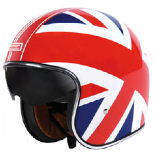 Casco jet Origine Sprint Union Jack