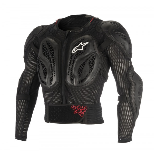 Giubbotto protettivo Alpinestars Bionic Action nero rosso