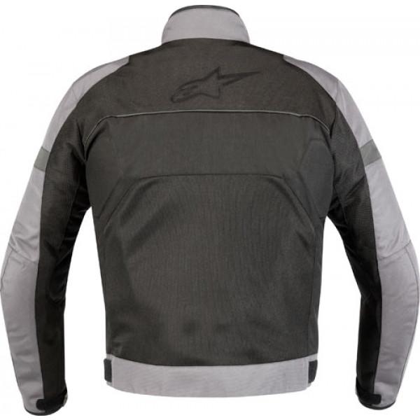 Alpinestars Giacca moto Estiva Luc Air Nera Traforata protezioni Black