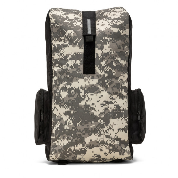 Borsa impermeabile Befast BJLA075 30 litri Camouflage Grigio