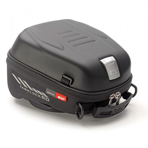 Borsa da serbatoio GIVI ST605 Sport-T Range TANKLOCK 5lt Nero
