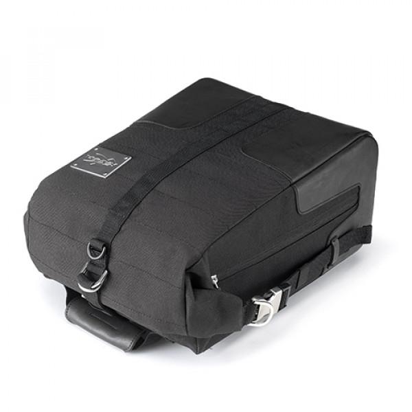 Borsa da serbatoio Kappa CR600 Cafè Racer 10 litri nero