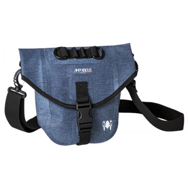 Kur Borsa Tracolla Amphibious Impermeabile Jeans F3TK15lJuc