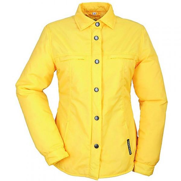 Camicia imbottita Donna Tucano Urbano Lori giallo
