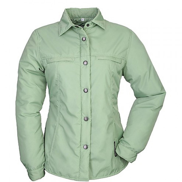 Camicia imbottita Donna Tucano Urbano Lori verde pastello