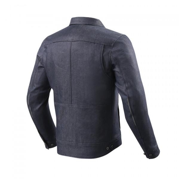 Camicia moto Rev'it Crosby Blu medio