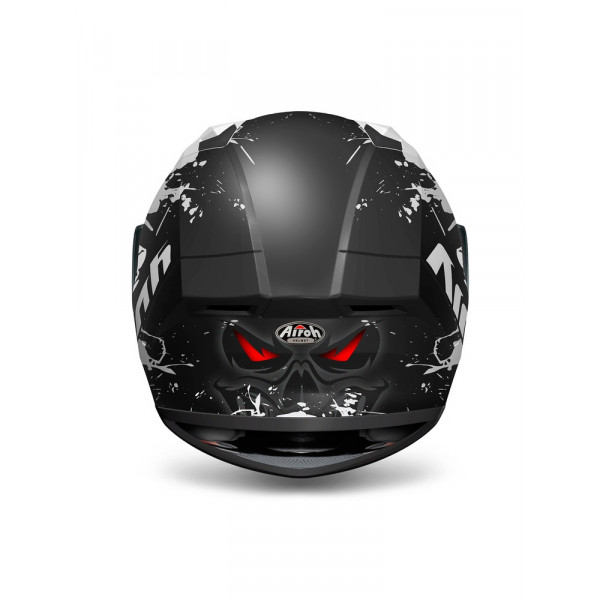 Casco integrale Airoh Valor Pinlock Ready Bone opaco