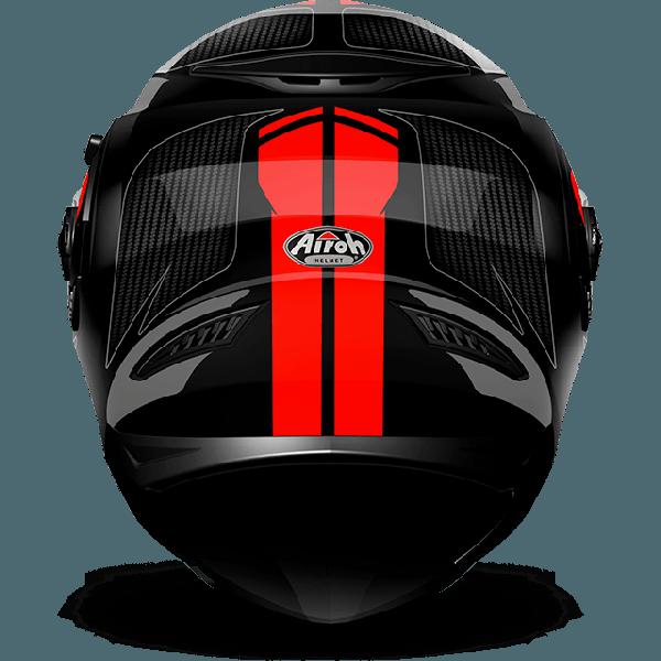Casco integrale Airoh Movement S Pinlock incluso Faster rosso lucido