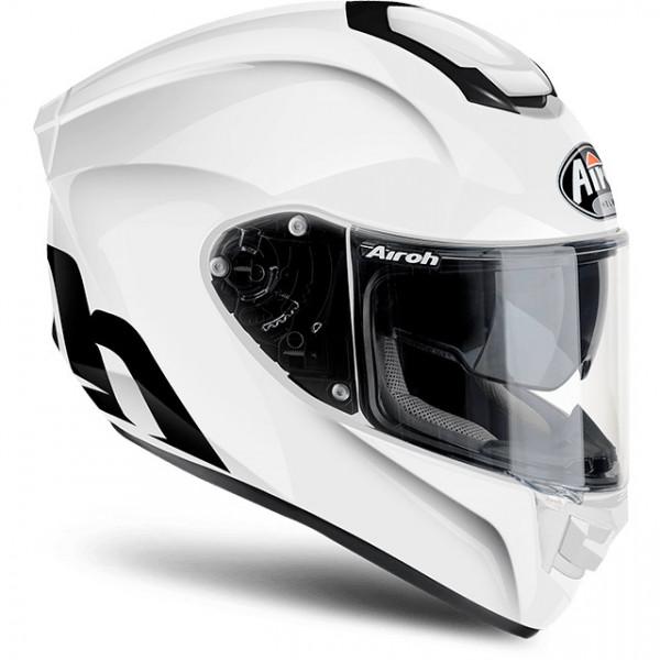 Casco integrale Airoh St 501 Color bianco lucido