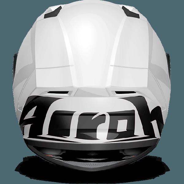 Casco integrale Airoh Valor Pinlock Ready Color bianco lucido