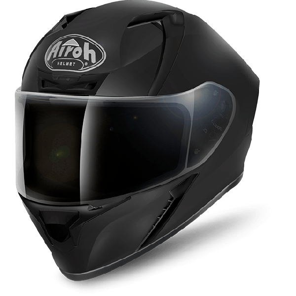 Casco integrale Airoh Valor Pinlock Ready Color nero opaco