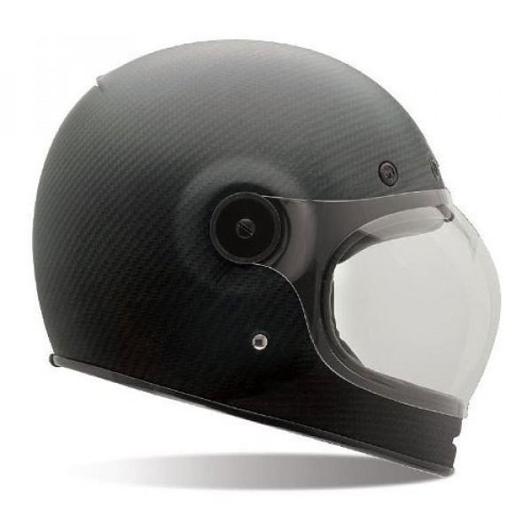 Casco integrale BELL BULLITT CARBON MATT in carbonio nero opaco