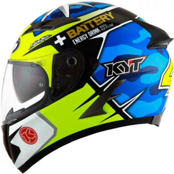 Casco Integrale KYT Falcon Espargarò Replica