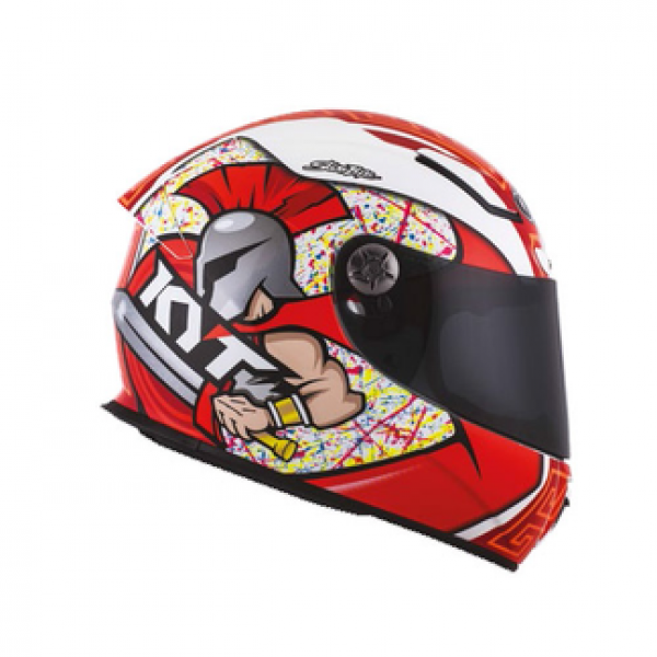 Casco integrale KYT KR-1 Simone Corsi Replica in fibra