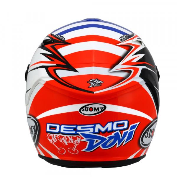 Casco integrale Suomy SR Sport Dovizioso GP Replica in fibra