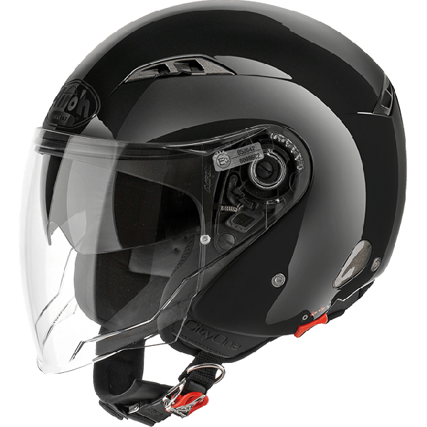 Casco jet Airoh City One Sport