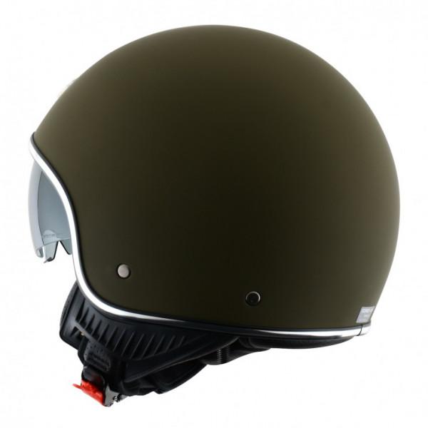 Casco jet Astone Helmets 66 Army opaco