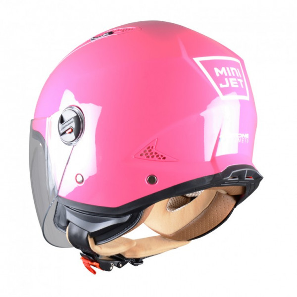 Casco jet Astone Helmets Lipstick