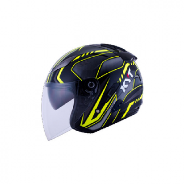 Casco Jet KYT Hellcat Arrow