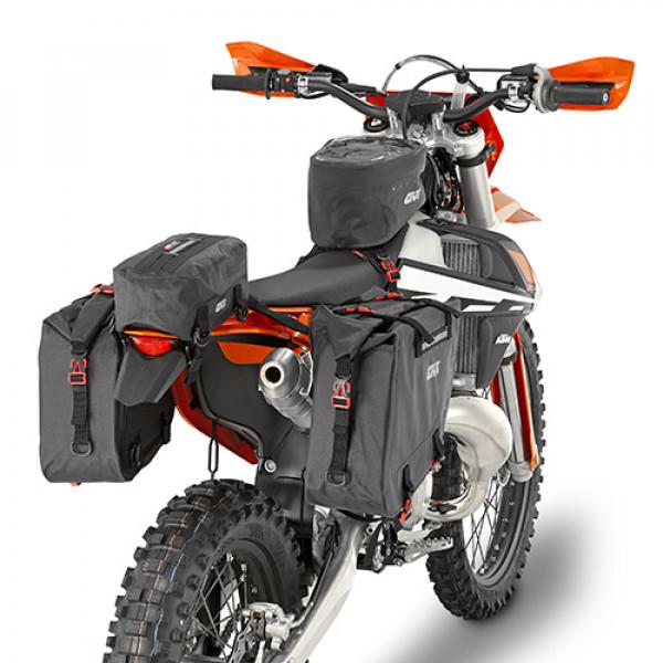 Coppia borse laterali GIVI Gravel T-Range 15+15 litri
