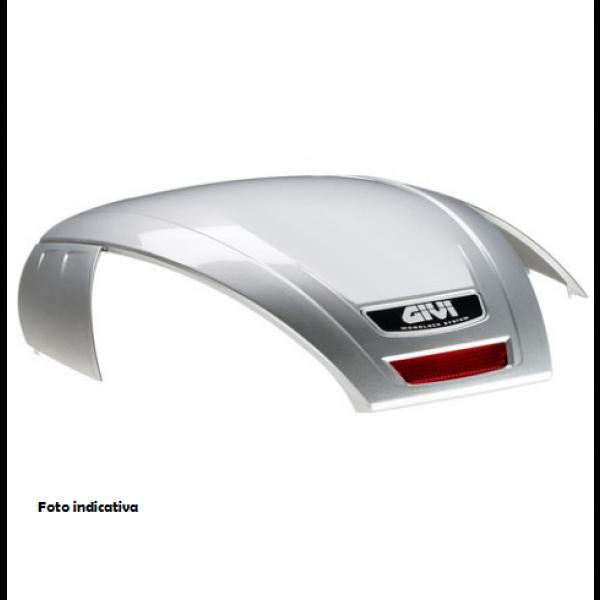 Cover verniciata Givi per bauletti E370 nero lucido