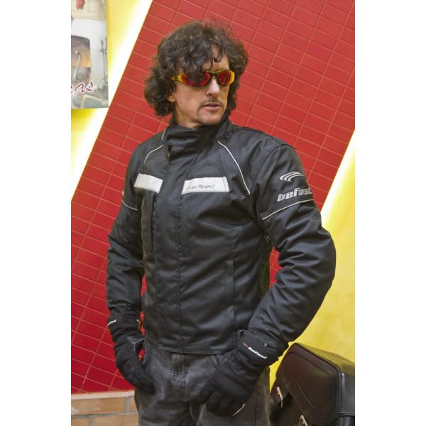 Giubbotto moto Befast New Cruizer WP Nero