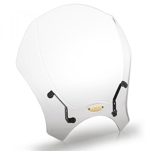 Cupolino trasparente Givi 140A universale