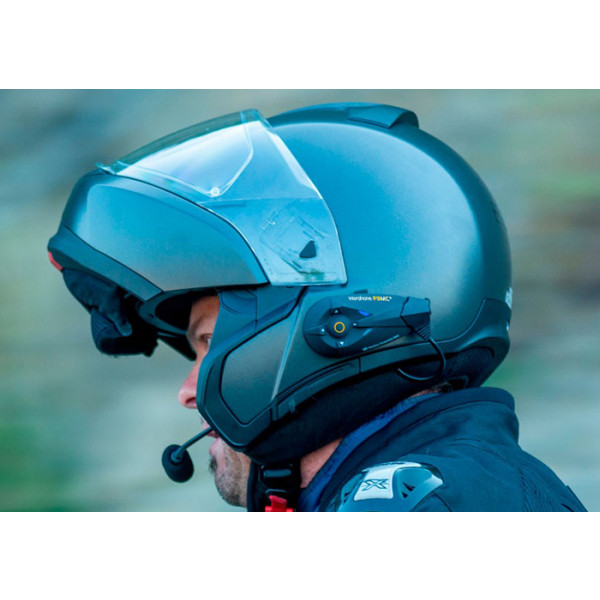 Interfono Bluetooth Cellular Line F3MC da casco doppio