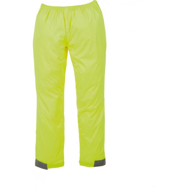 Giacca e pantalone antipioggia bambino Tucano Urbano Set Nano Rain Kid Giallo Fluo