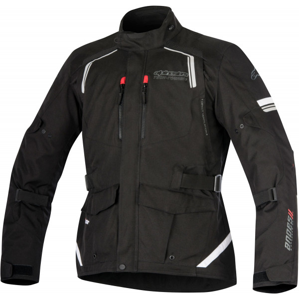 Giacca moto Alpinestars ANDES V2 DRYSTAR nera