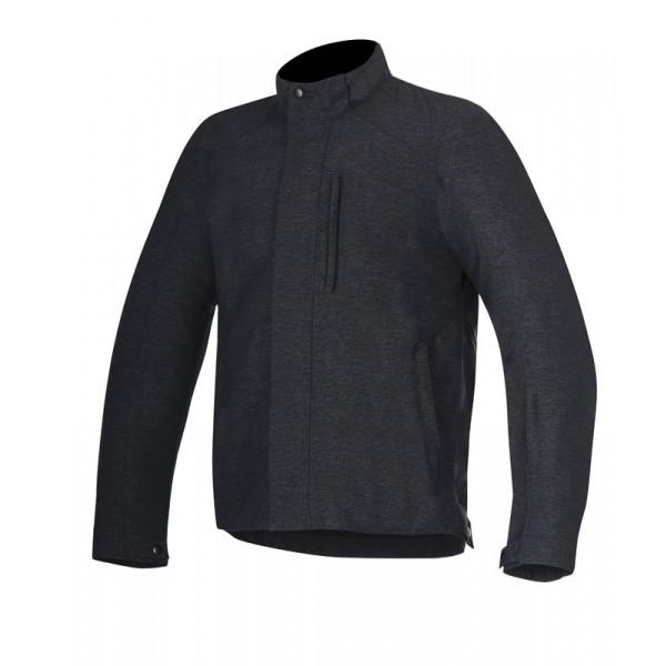 Giacca moto Alpinestars Motion Waterproof nero grigio