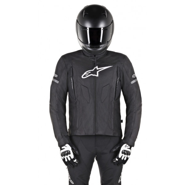 Giacca moto Alpinestars T-FASTER nero