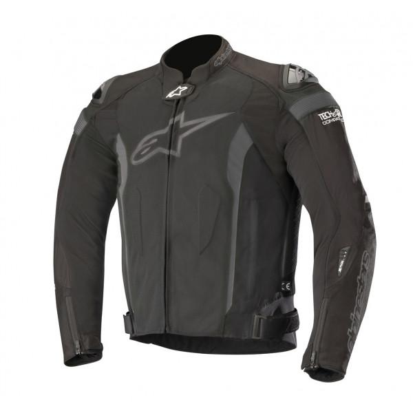 Giacca moto estiva Alpinestars T-MISSILE AIR Tech-Air compatibile nero nero