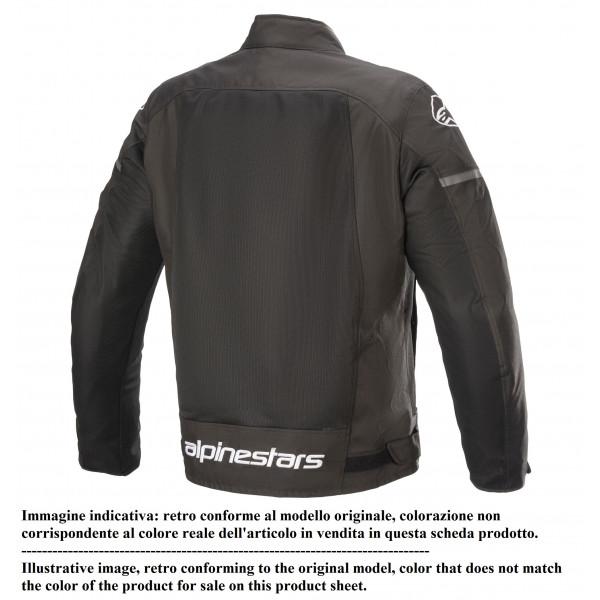 Giacca moto estiva Alpinestars T-SPS AIR Nero Bianco