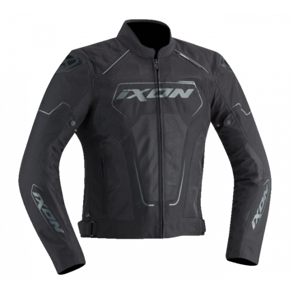 Giacca moto Ixon Zephyr Air Hp 3 strati nero
