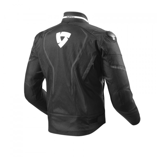 Giacca moto Rev'it Vertex H2O Nero