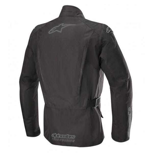Giacca moto touring Alpinestars MIRAGE Drystar nero antracite
