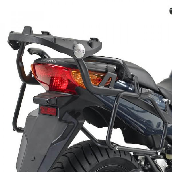 Givi 260FZ attacco posteriore Monokey Monolock per Honda