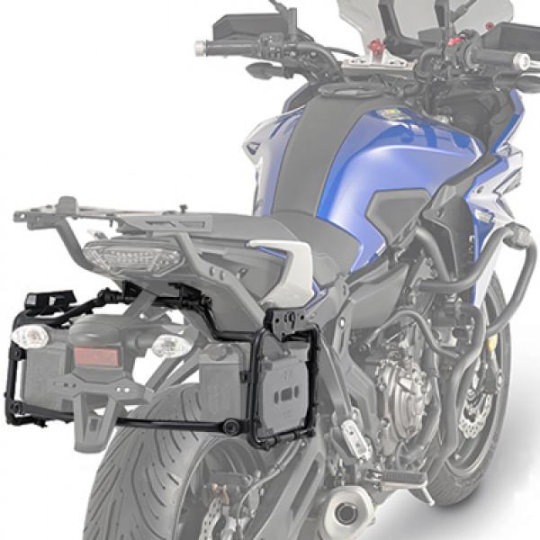 Givi PLR2130 portavaligie laterale a rimozione rapida Monokey per Yamaha