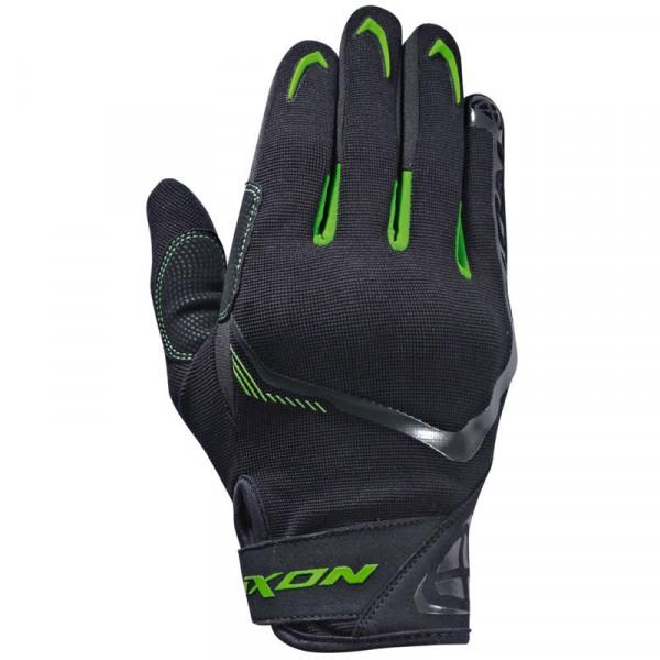 Guanti moto estivi Ixon RS LIFT 2.0 nero verde