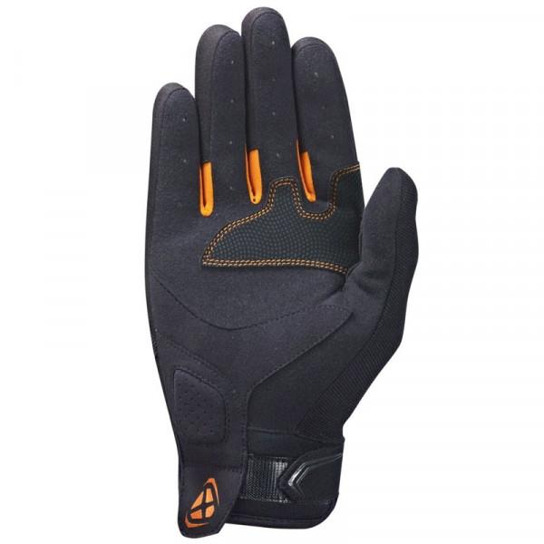 Guanti moto estivi Ixon RS LIFT 2.0 nero arancio