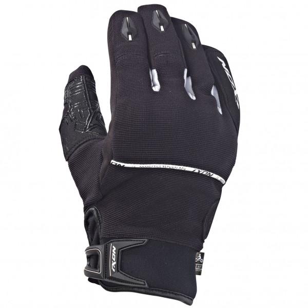 Guanti moto Ixon RS DRY 2 nero bianco