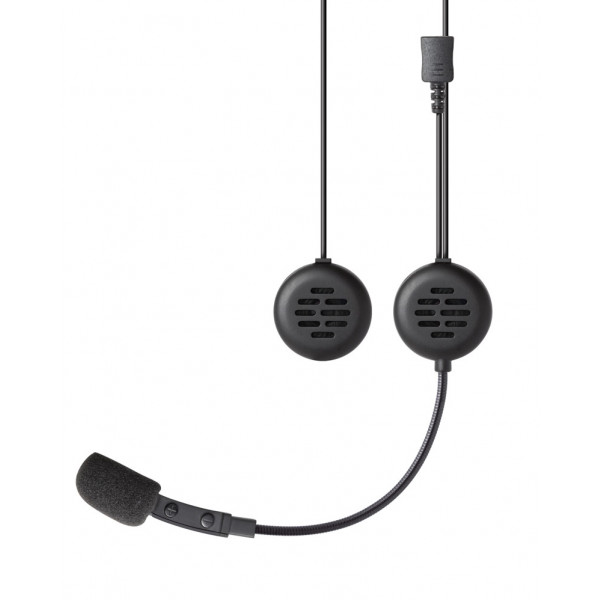 Interfono bluetooth Midland BT GO Jet senza centralina specifico per caschi Jet