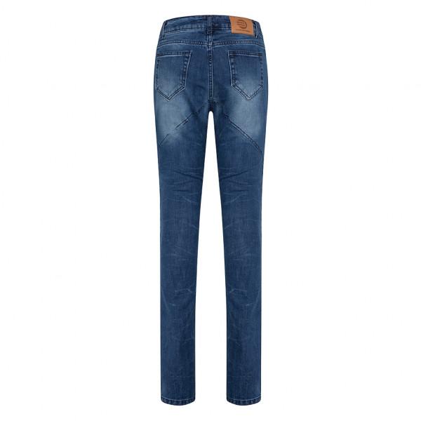 Jeans moto donna Befast JARVIS Lady CE Certificati Blu chiaro