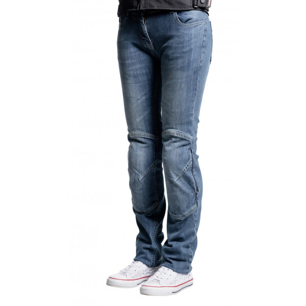 Jeans moto donna Befast Titans Lady